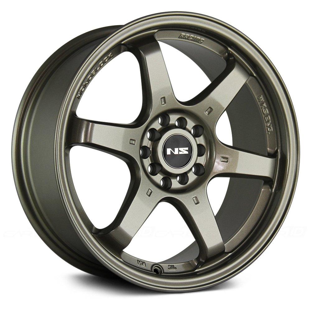 Ns Series 174 Ns1507 Wheels Bronze Rims