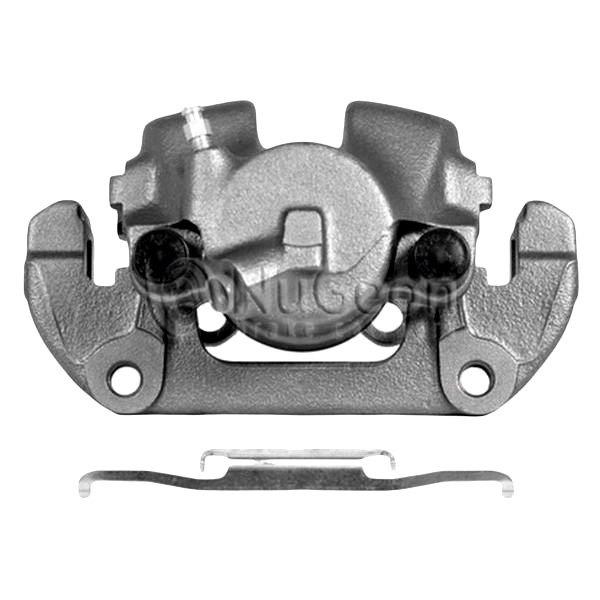 Bmw Z4 Brake Pad Replacement: For BMW Z4 03-07 Brake Caliper Premium Semi-Loaded