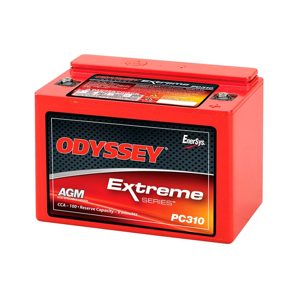 Odyssey Pc310 Extreme Series Motorcycle Battery