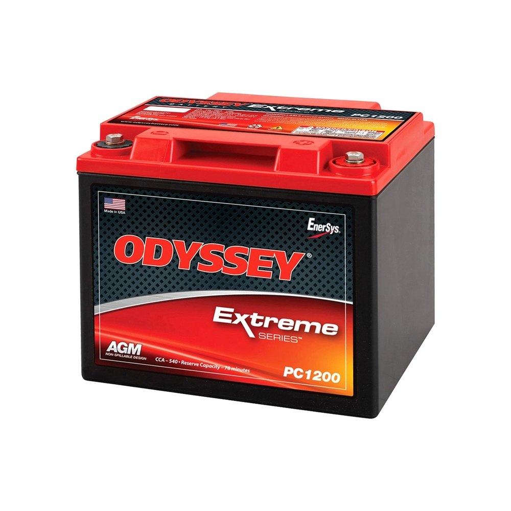 odyssey pc1200 extreme series battery ebay. Black Bedroom Furniture Sets. Home Design Ideas