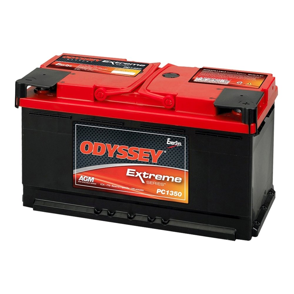 Odyssey pc1350 mercedes ml350 ml550 2015 extreme for Mercedes benz ml350 battery