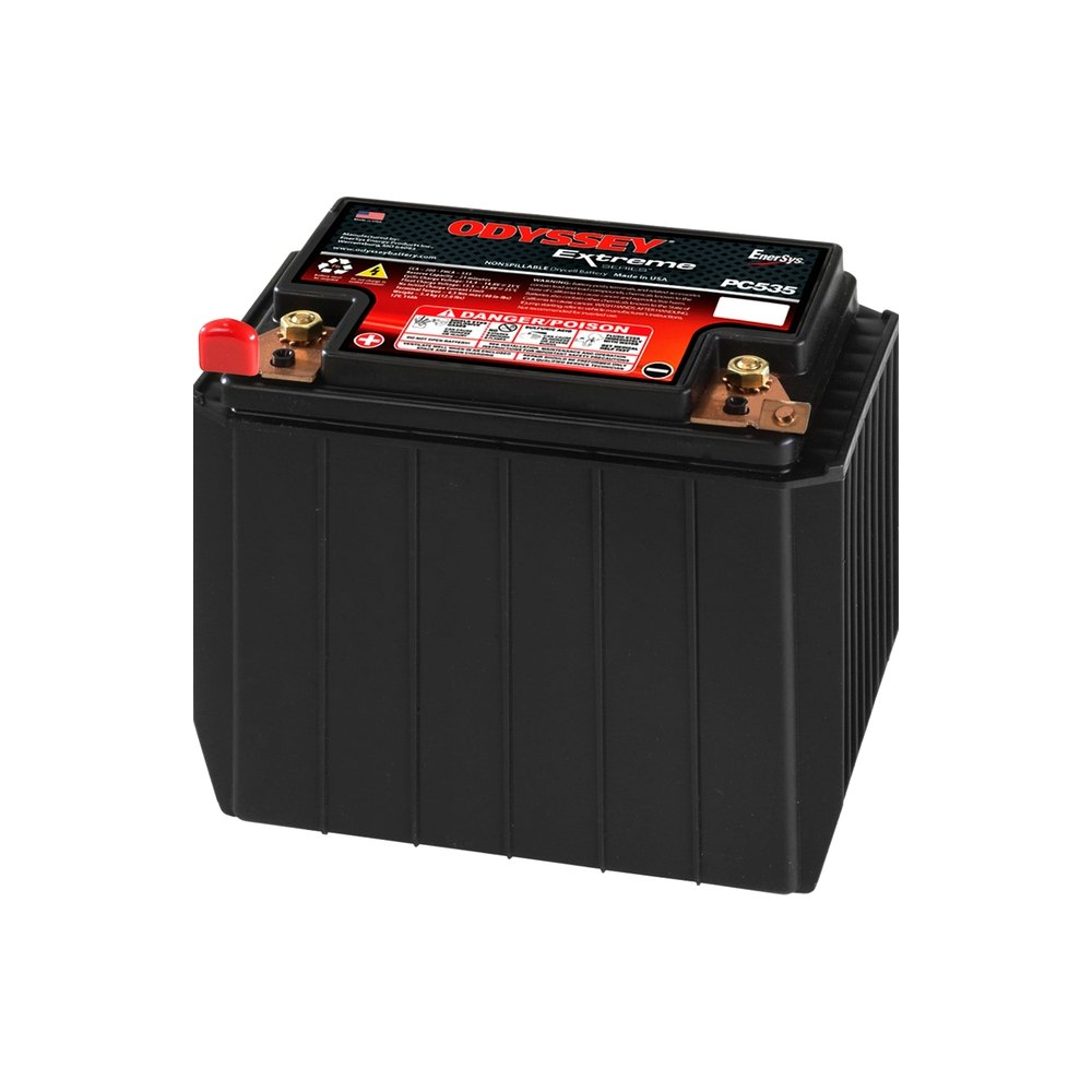 Odyssey Pc535 Extreme Series Motorcycle Battery