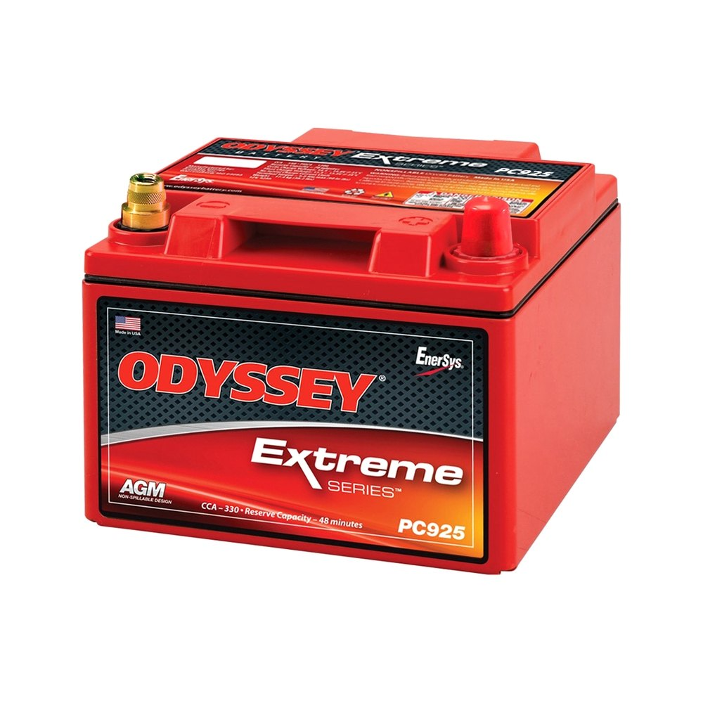 Odyssey 174 Honda Civic 1 8l 2007 Extreme Series Battery