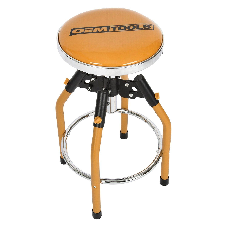 OEM Tools®   Adjustable Hydraulic Shop Stool