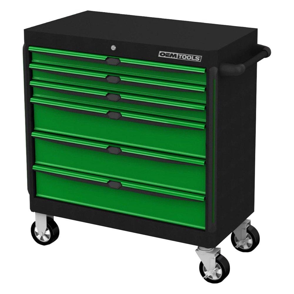 Oem 24592 36 6 drawer roller cabinet for Sideboard roller