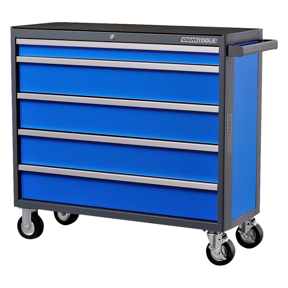 Oem 24612 41 5 drawer roller cabinet for Sideboard roller