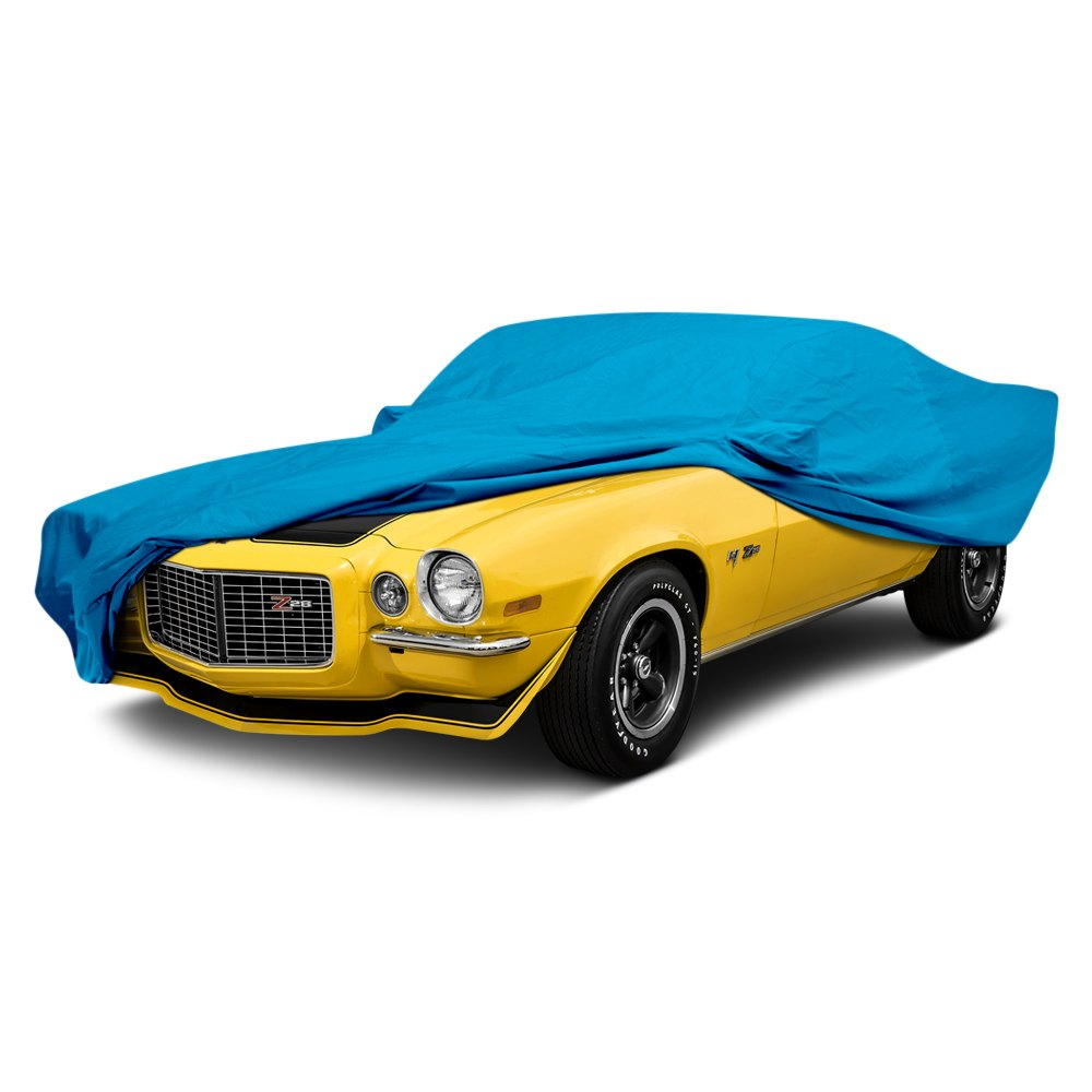 oer mt3500a chevy camaro 2010 diamond blue blue car cover. Black Bedroom Furniture Sets. Home Design Ideas