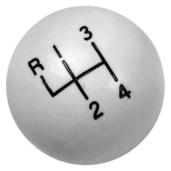 Oer 174 3961437w Manual Round Style 4 Speed Pattern White