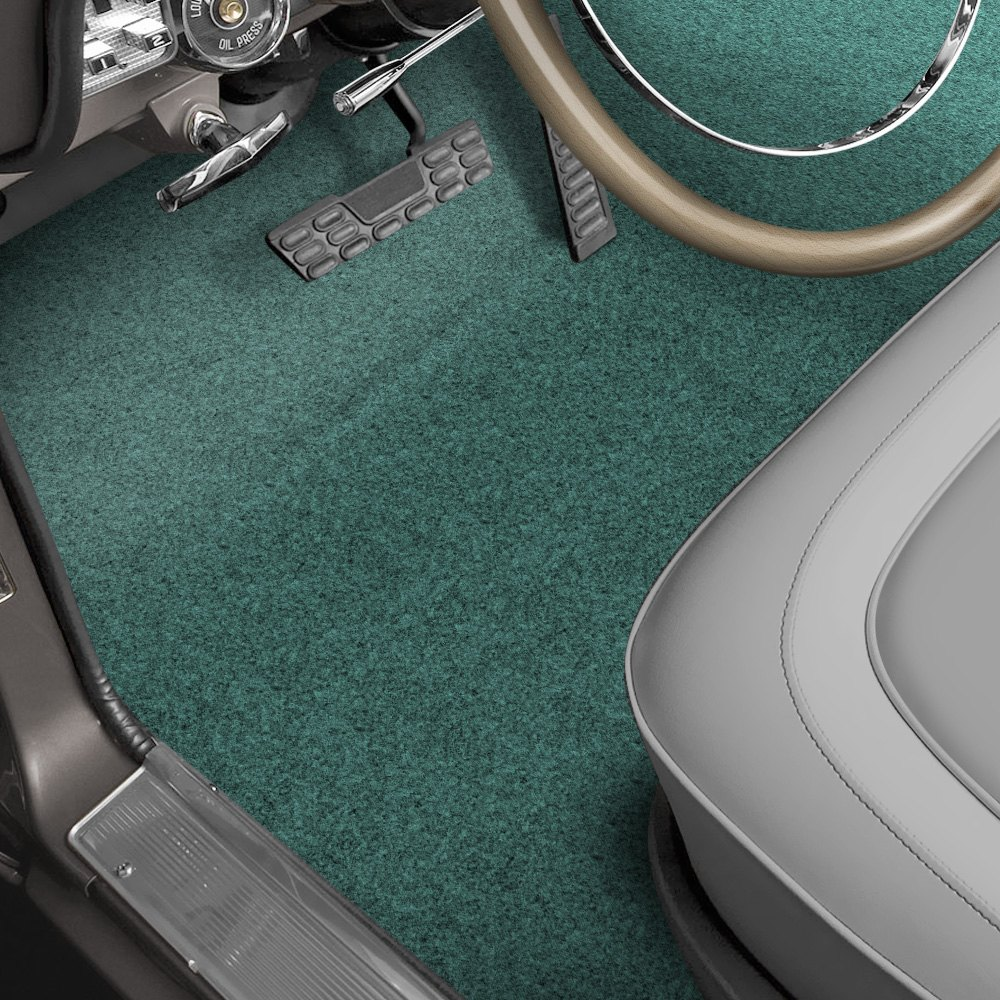 Oer K20006 Molded Loop Aqua Turquoise Replacement Carpet