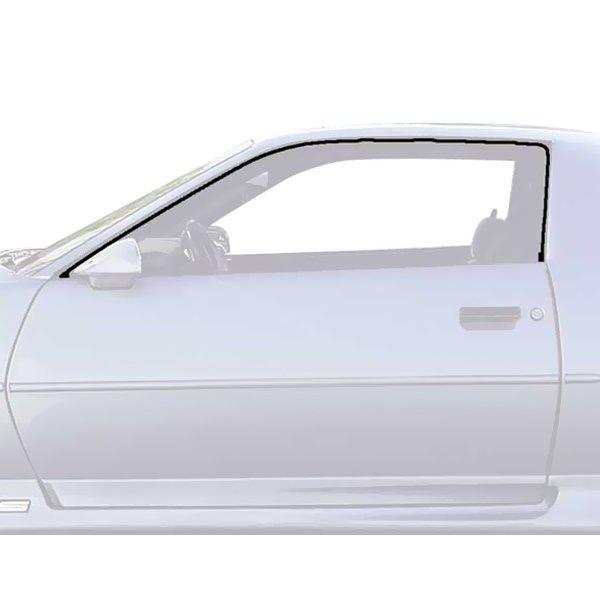 for chevy camaro 1982 1992 r roof side rail seal kit ebay. Black Bedroom Furniture Sets. Home Design Ideas