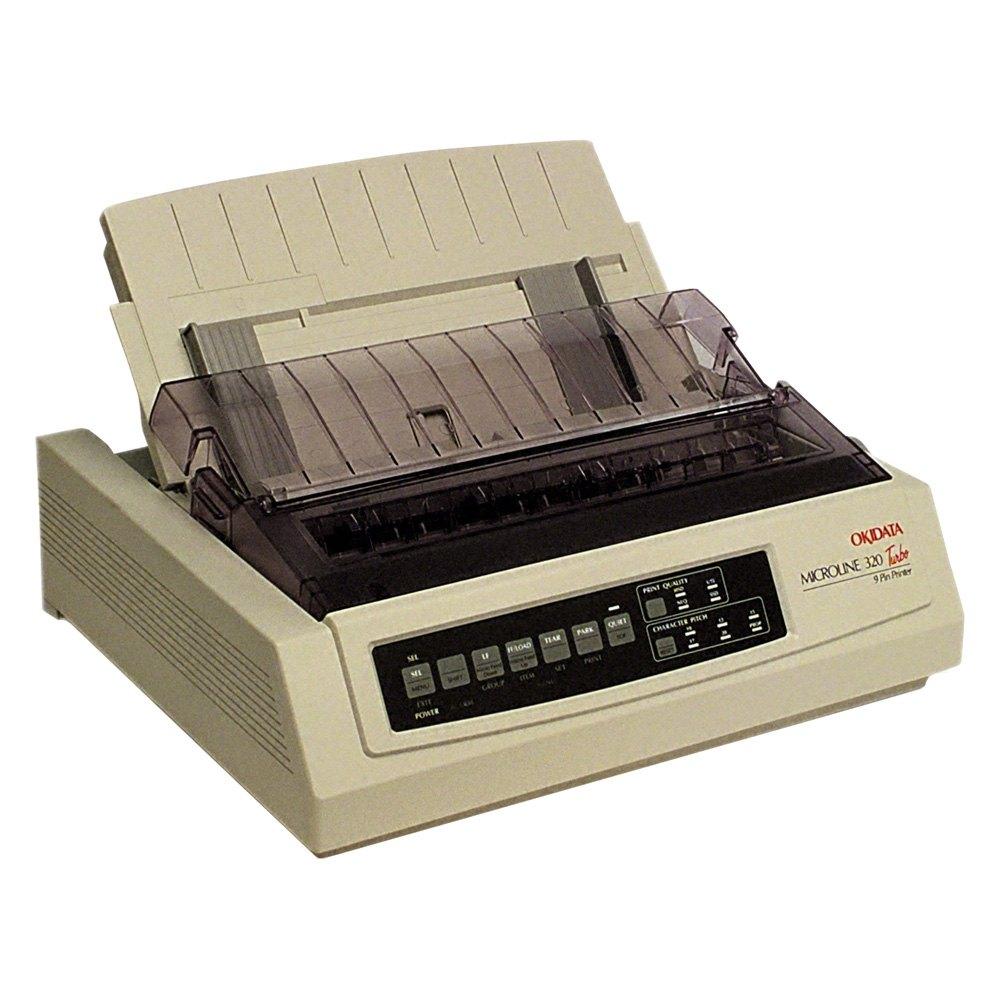 Okidata microline 320 turbo 9 pin printer