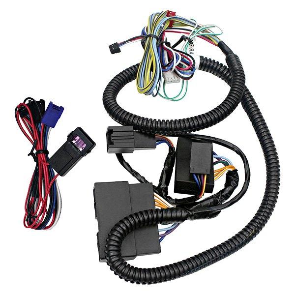 Fortin Evo-fort3 Evo-fort3 Preloaded Module T-harness Remote Start Combo Kit For