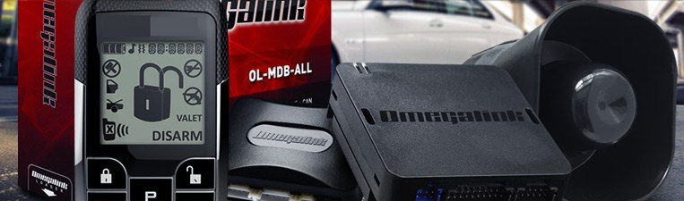Omega Car Security Car Alarm Systems