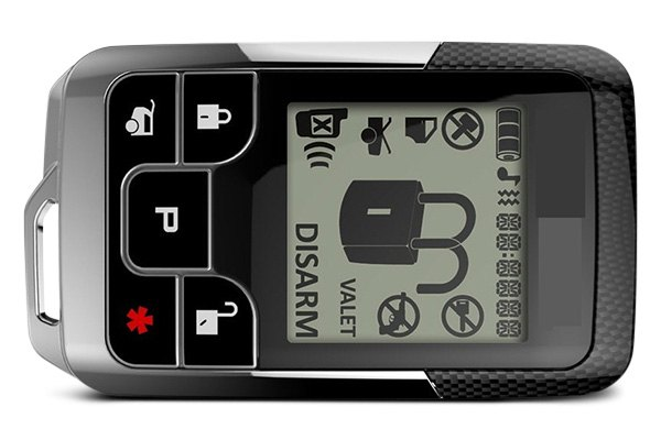 omega r&d� - lcd remote with 4 buttons
