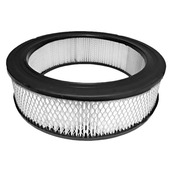Round Air Filter Paper : Omix ada jeep cj round air filter