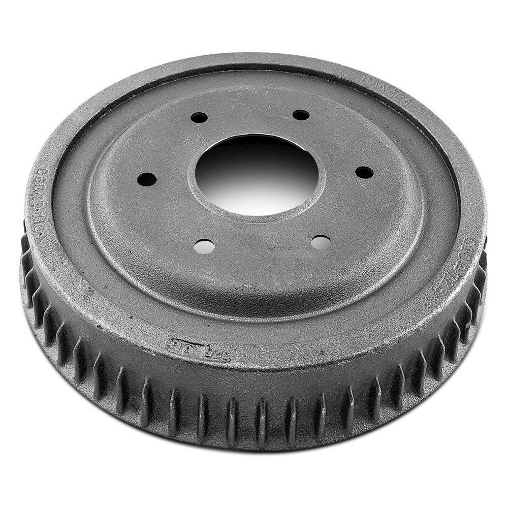 Scored Brake Drums : Omix ada front or rear brake drum