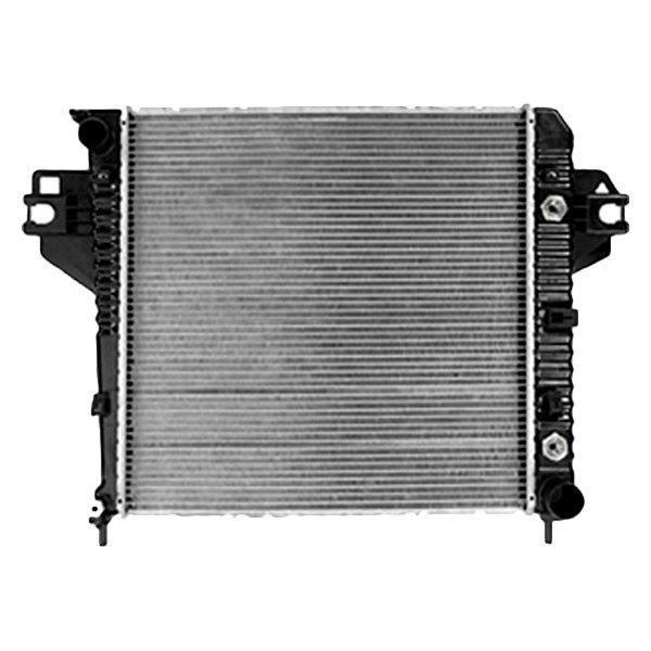 Jeep Liberty 2005 1 Core Engine Coolant Radiator