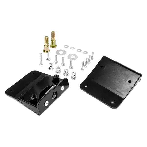 Omix ada 8195 door latch mounting bracket for Door latch carid