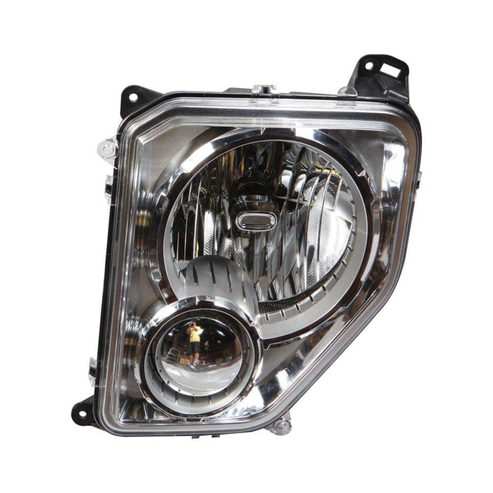 Jeep Liberty Without Auto Leveling Headlights