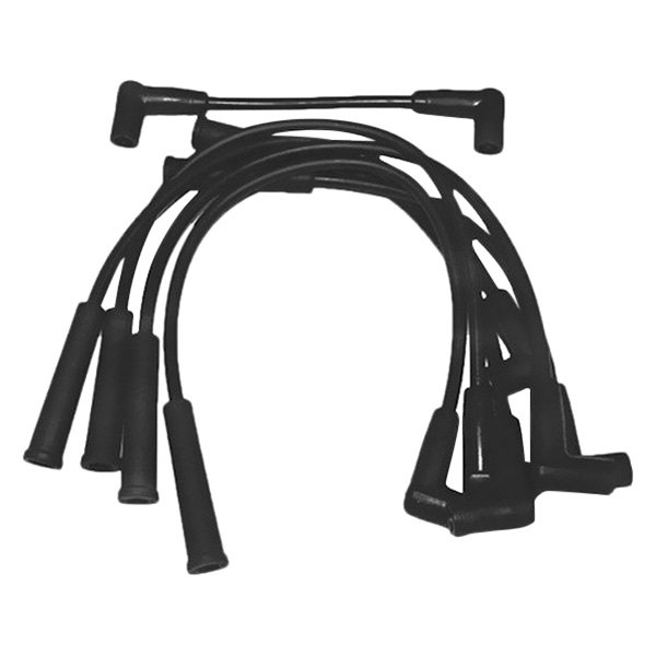 omix ada 174 jeep wrangler 3 88 quot engine bore 1998 ignition wire set