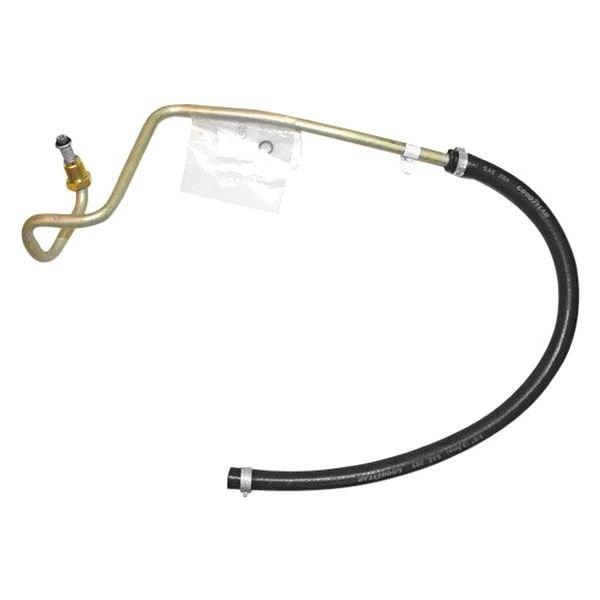 omix-ada u00ae   cj7 power steering 1980 power steering return hose