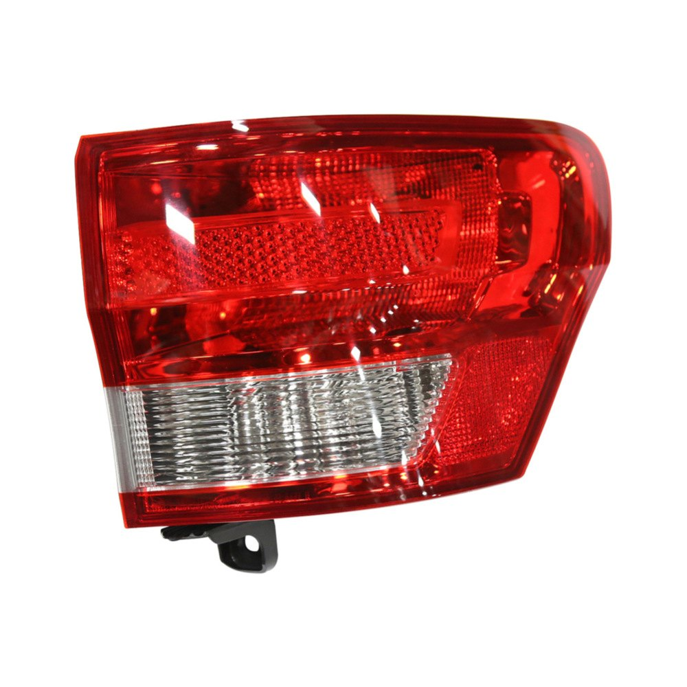 omix ada jeep grand cherokee 2011 2013 replacement tail light. Black Bedroom Furniture Sets. Home Design Ideas