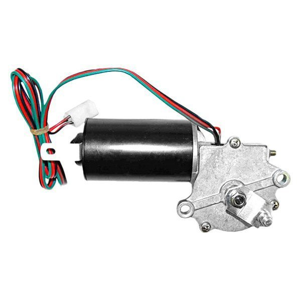 Omix Ada Front Windshield Wiper Motor