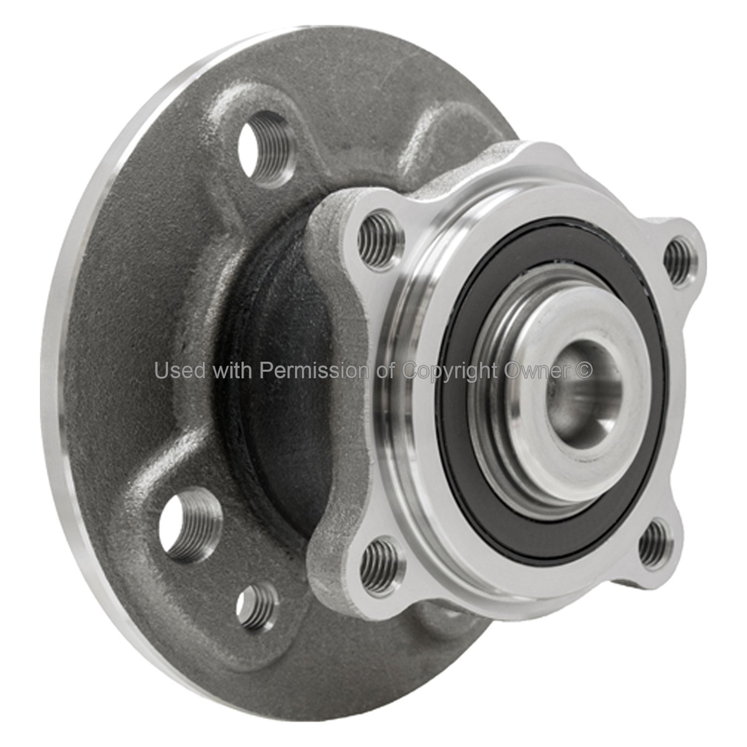 Wheel Bearing and Hub Assembly Rear OMNIPARTS 10016027 fits 2007 Mini Cooper