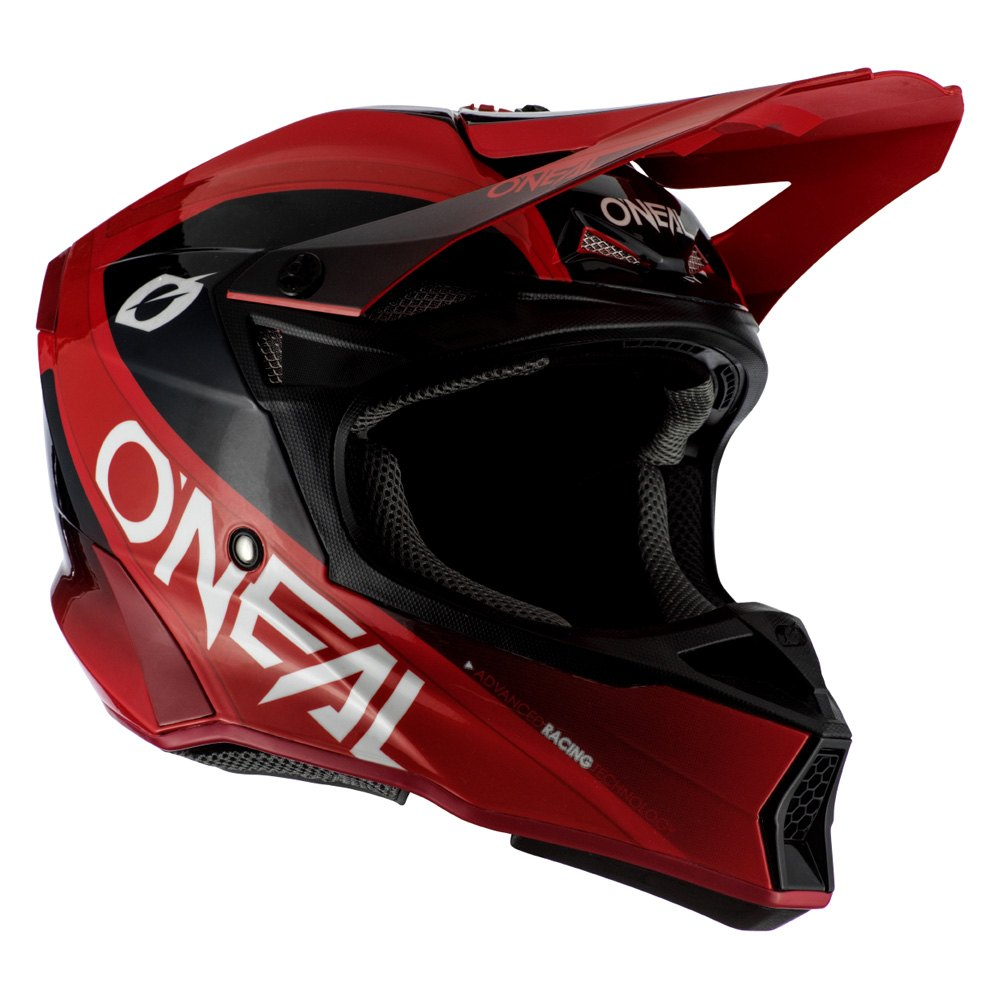 Red//White//Black O/'Neal Racing 10 Series Icon Helmet All Sizes