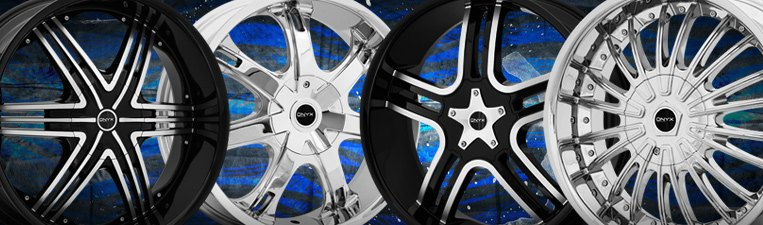 Onyx Wheels & Rims