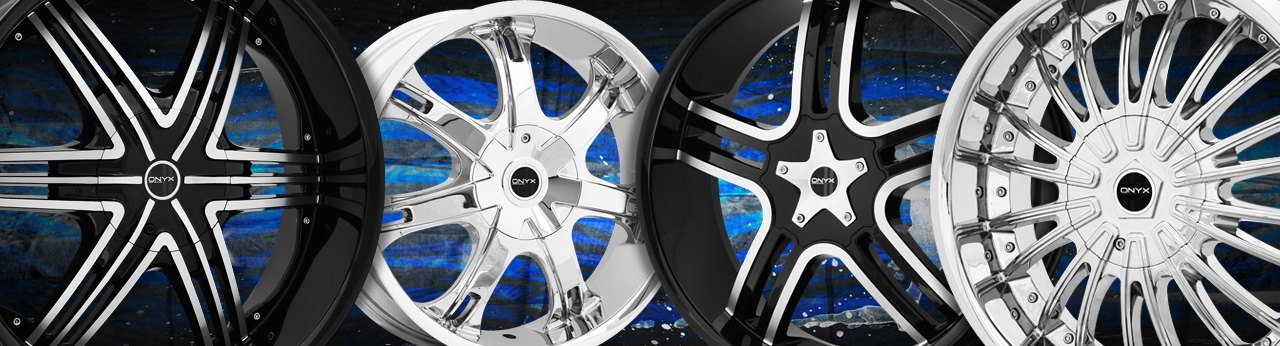 Universal ONYX WHEELS & RIMS