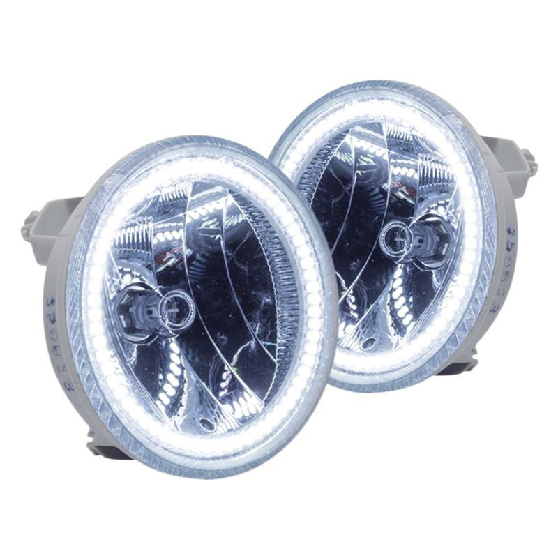 Oracle Lighting Chevy Avalanche 2007 2011 Color Halo Kit For Fog Lights