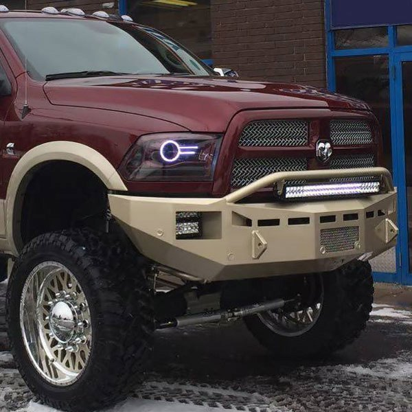 Oracle Lighting® - Dodge Ram with Factory Projector ...