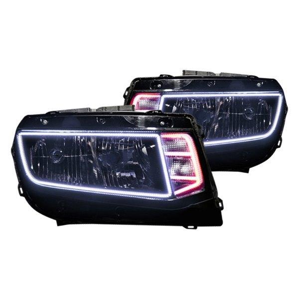 2014 Camaro Halo Square Lights Autos Post