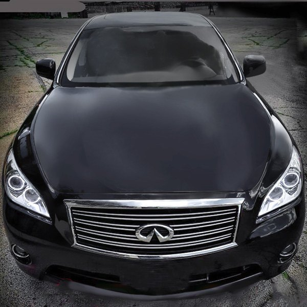 2008 Maybach 62 Interior: Service Manual [Change Headl Bulb In A 2011 Infiniti M
