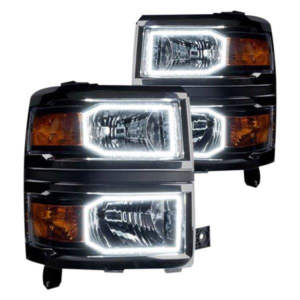 Chevy Silverado Halo Lights