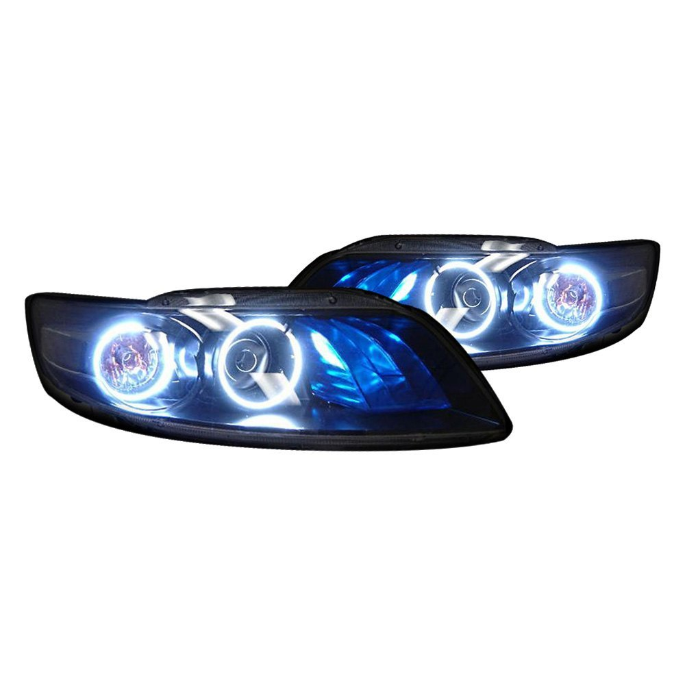 Oracle Lighting - Infiniti Fx35 2003-2007 Color Dual Halo -7839