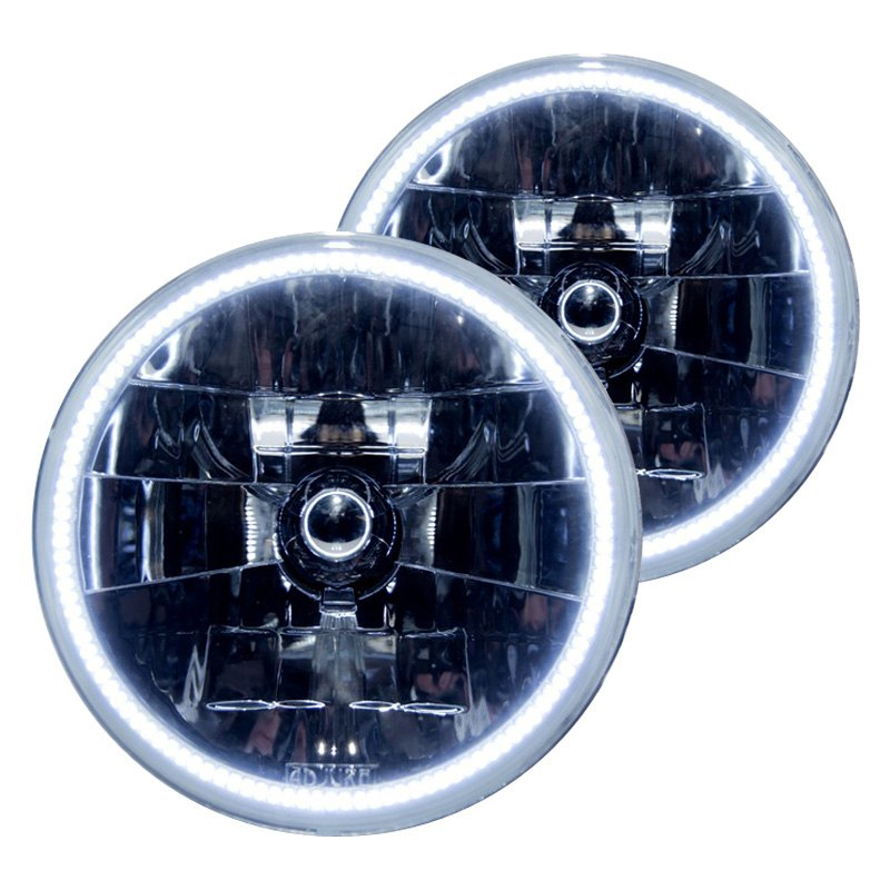 Oracle Lighting Jeep Wrangler 2015 Color Halo Kit For Headlights