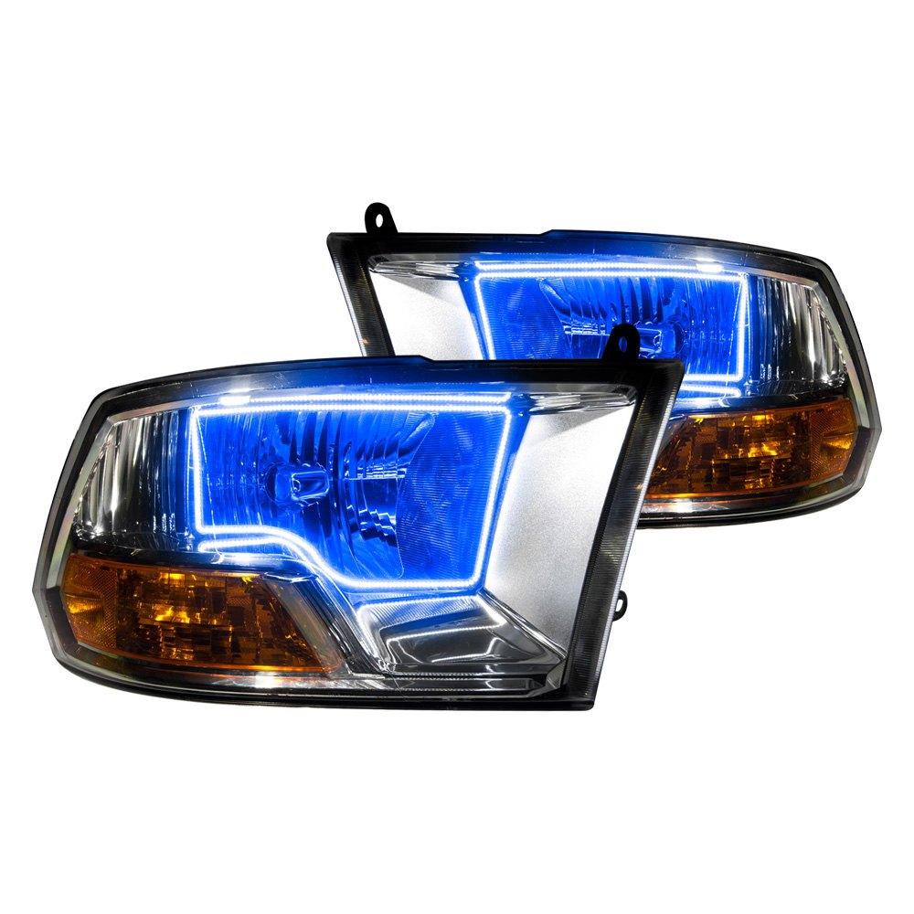 2012 Dodge Ram 1500 Headlights >> Oracle Lighting® - Ram 1500 Big Horn / Express / Laramie ...