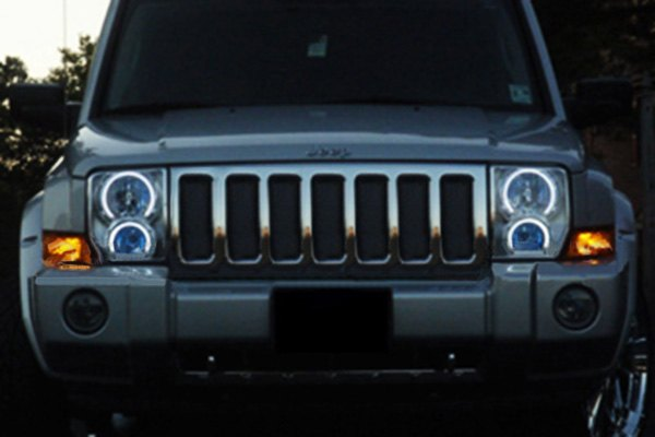Oracle Lighting 174 Jeep Commander 2006 Chrome Factory