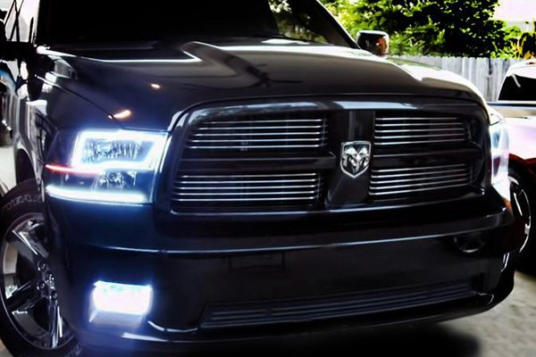 Oracle Lighting 174 Dodge Ram 1500 2009 Factory Style Hid
