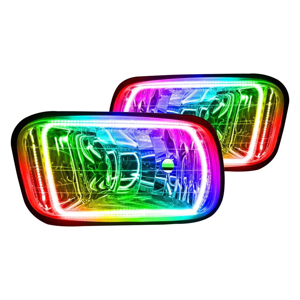 Oracle Lighting 174 Color Halo Fog Lights