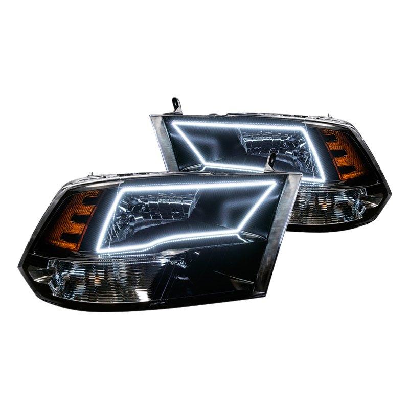 Oracle Lighting 174 Ram 1500 Slt Quad Cab 2012 Black