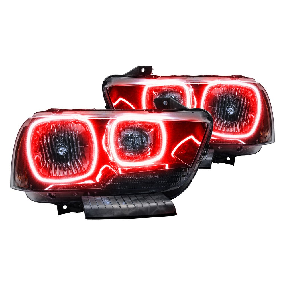 Oracle Lighting Dodge Charger 2013 Black Factory Style