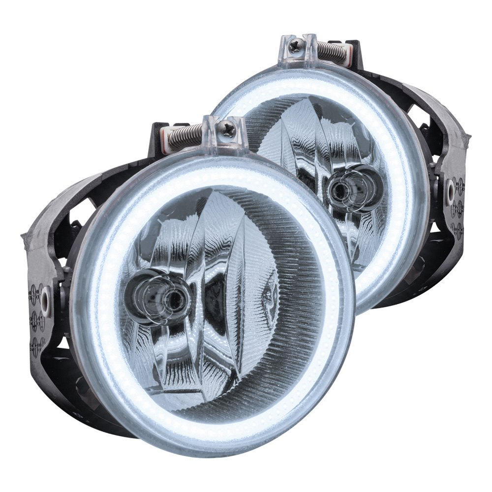 oracle lighting 7124 051 factory style fog lights with white
