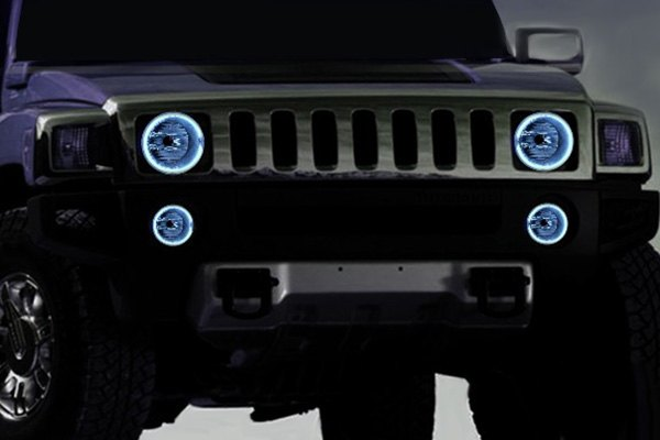 Oracle Lighting 174 Hummer H3 2006 Chrome Factory Style