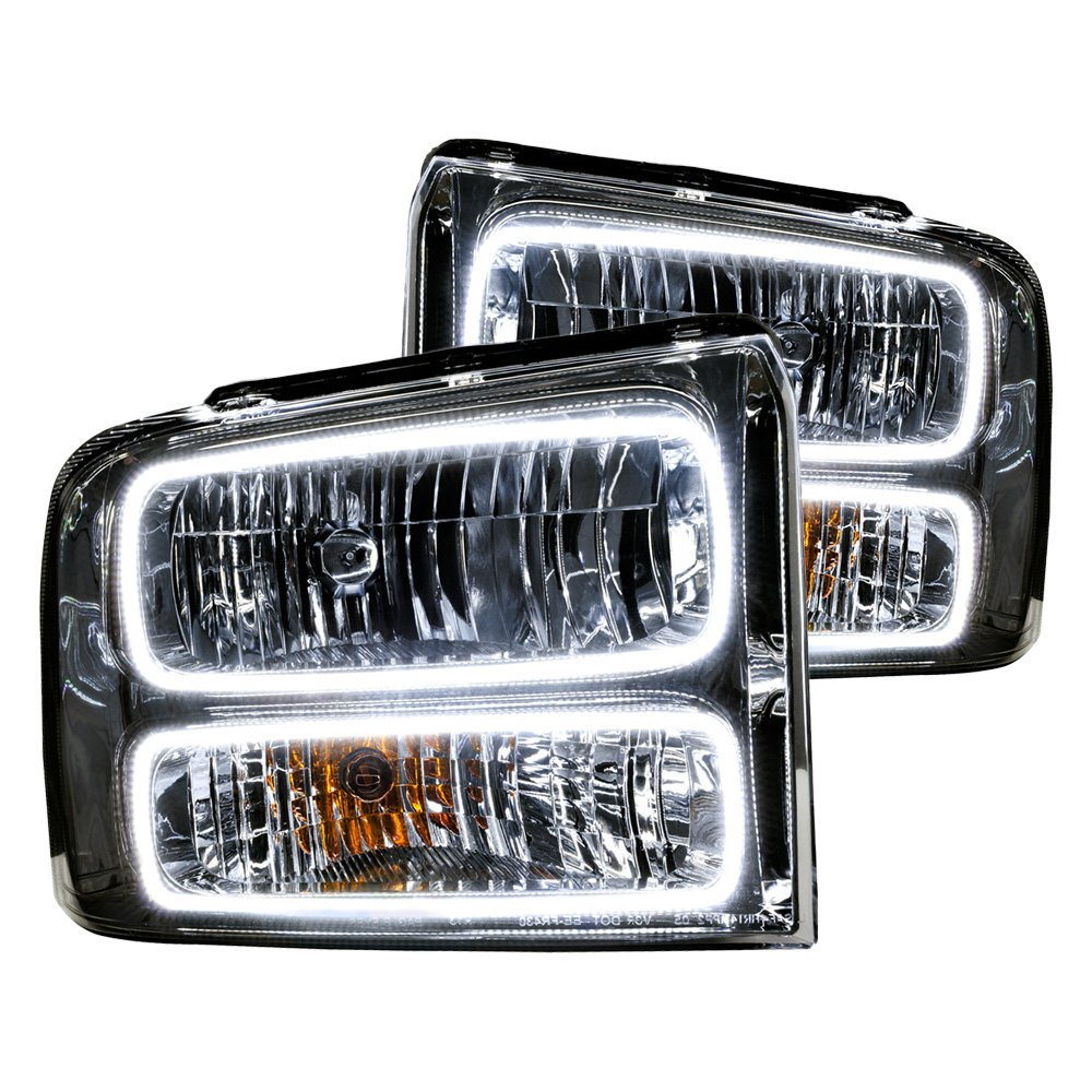 Ford F 250 Headlights : Oracle lighting ford f without factory sealed beam