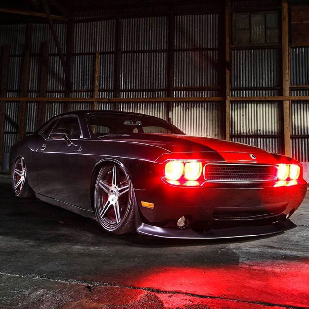 Oracle Lighting 174 Dodge Challenger 2008 Chrome Factory