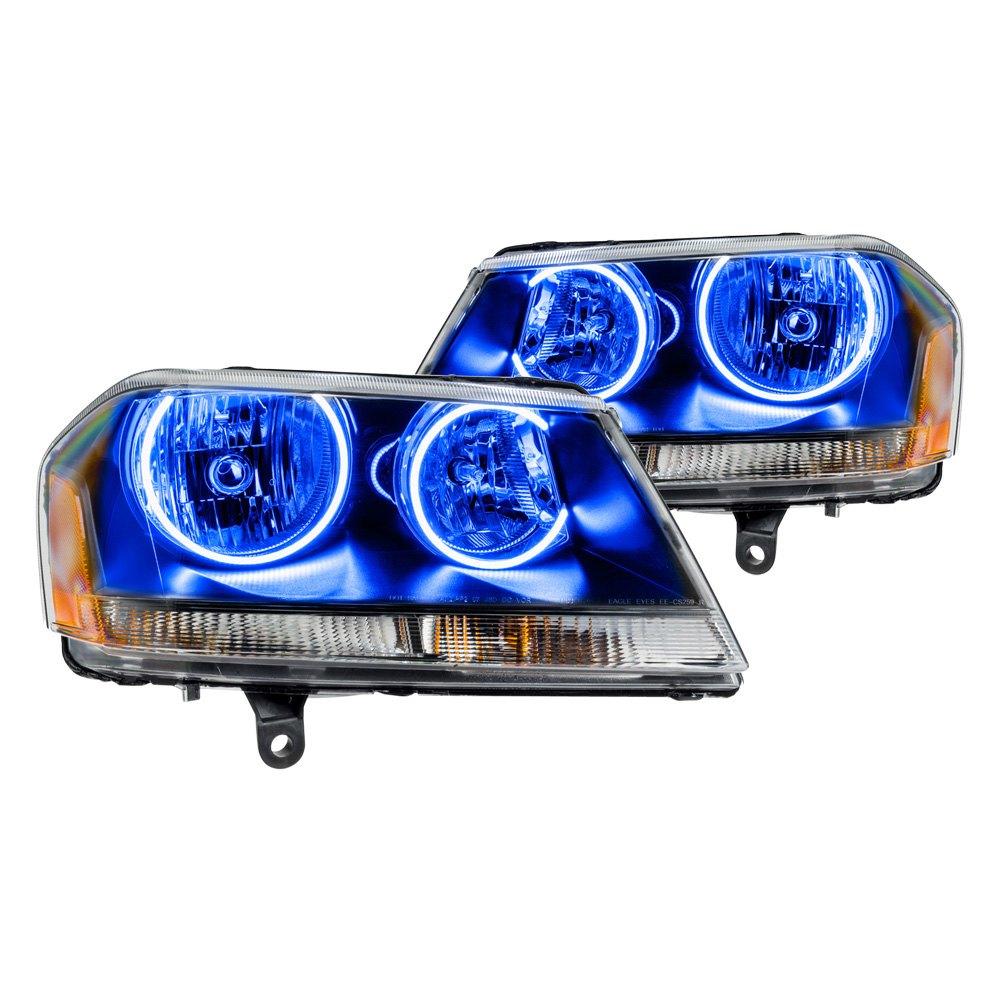 Oracle Lighting® - Dodge Avenger R/T 2008-2010 Black ...