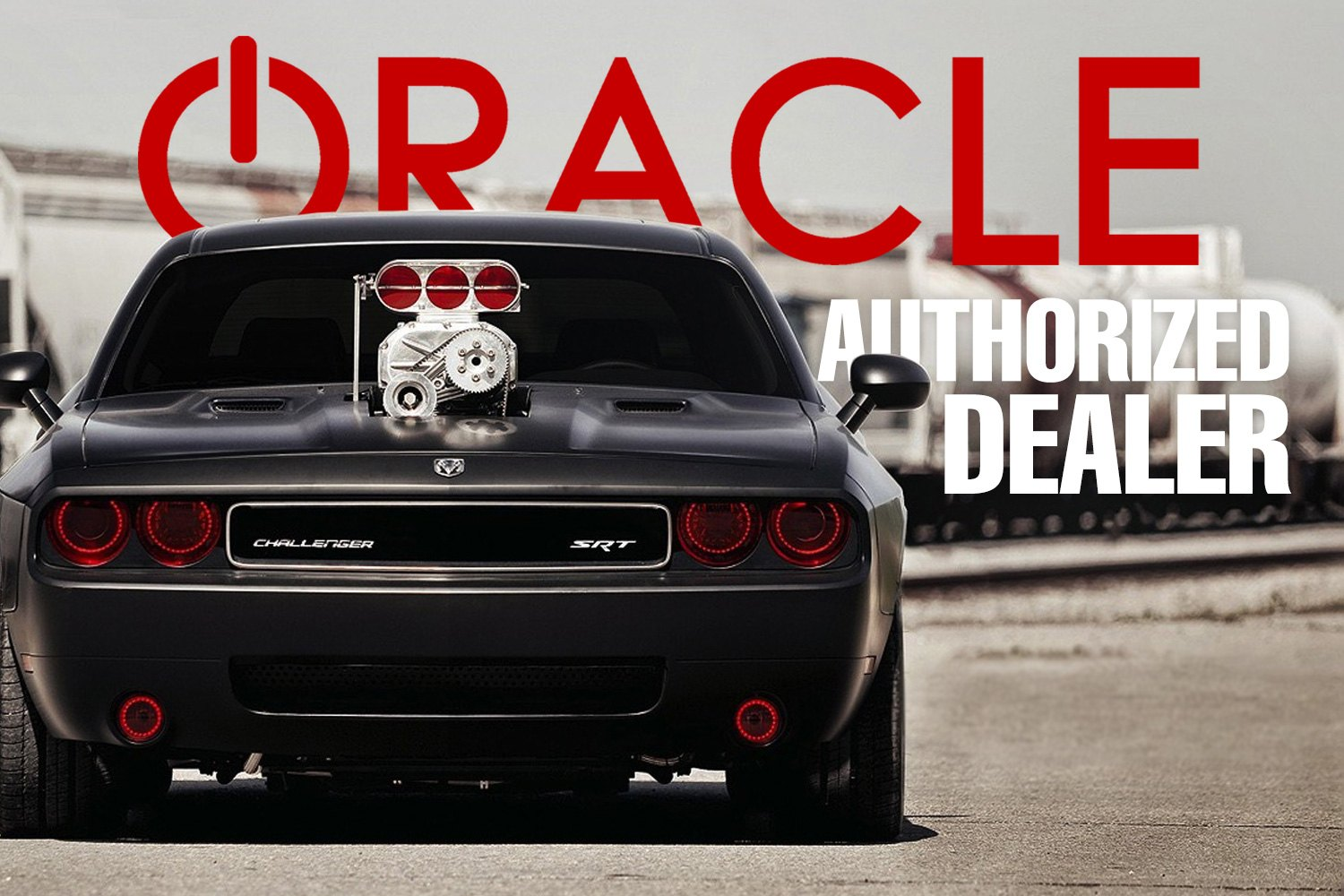 Oracle Lighting Headlights With Color Halo